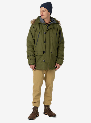 Burton Bryce Jacket shown in Keef