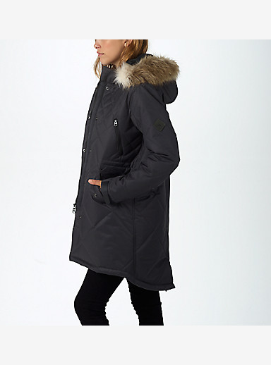 Burton Barge Jacket shown in Canvas
