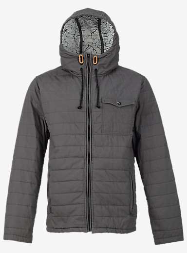 Burton Sylus Jacket shown in Dark Ash