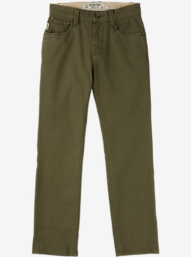 Burton Boys' B77 Pant shown in Olive Night