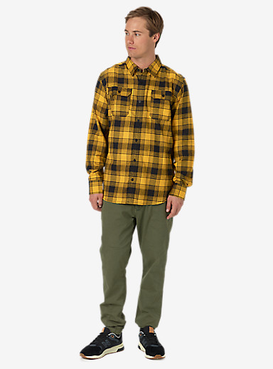 Burton Brighton Flannel shown in Flashback Shadowbox