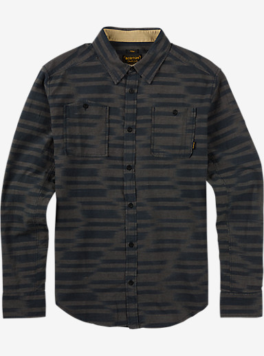 Burton Glade Long Sleeve Shirt shown in Ikat Woven