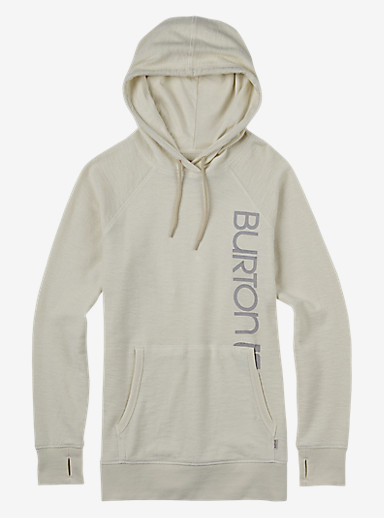 Burton Custom Antidote Pullover Hoodie shown in Canvas