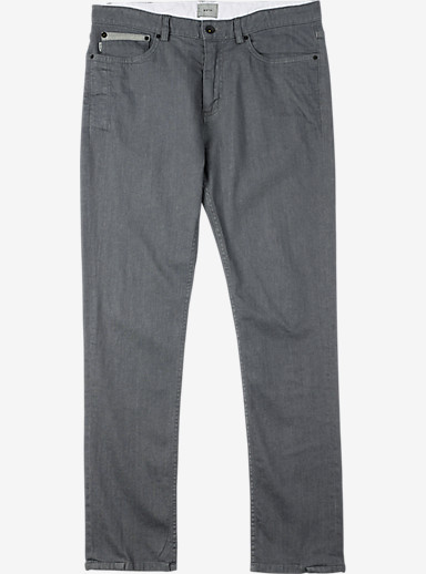 Burton B77 Slim Denim Pant shown in Gray