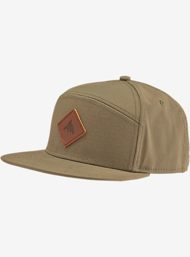 Burton Heritage Hat shown in Fog