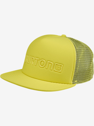 Burton Shadow Trucker Hat shown in Toxin