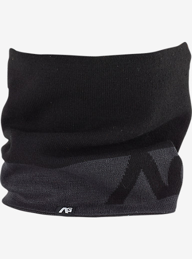 Analog Bandage Neck Gaiter shown in Black