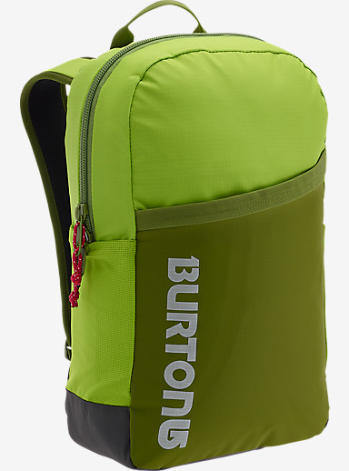 Burton Apollo Backpack shown in Morning Dew Ripstop [Mountain Dew Project]
