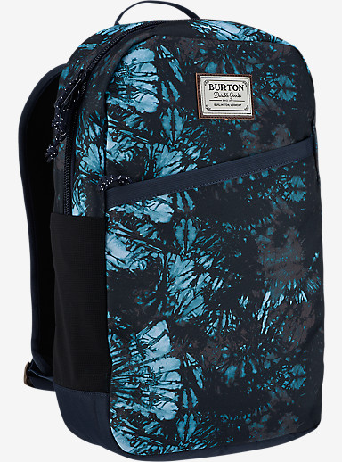 Burton Apollo Backpack shown in Tie Dye Trench Print