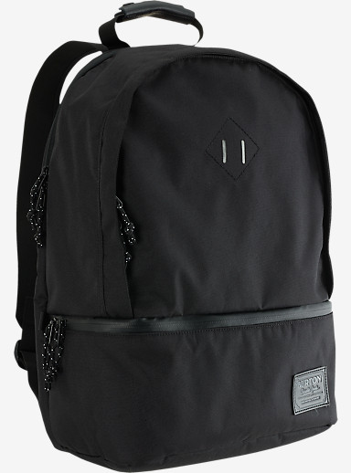 Burton Snake Mountain Backpack shown in True Black