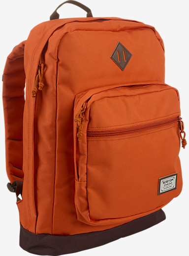 Burton Big Kettle Backpack shown in Burnt Ochre [bluesign® Approved]