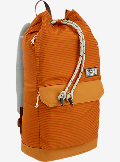Burton Frontier Backpack shown in Desert Sunset Crinkle [bluesign® Approved]