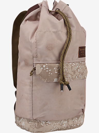 Burton Frontier Backpack shown in Hawaiian Desert Camo