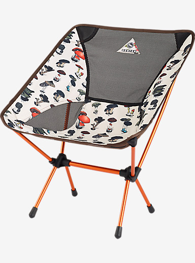 Burton Camp Chair shown in Shrooms