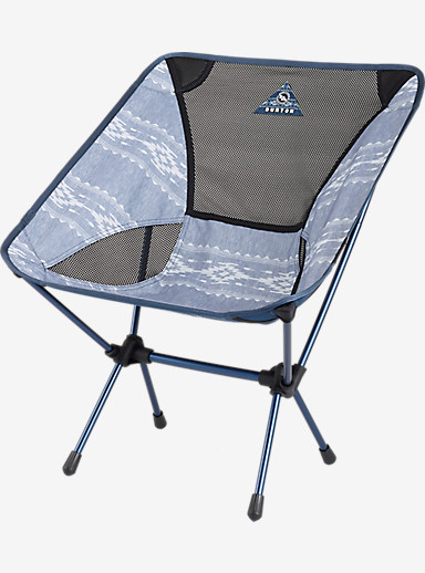 Burton Camp Chair shown in Famish Stripe