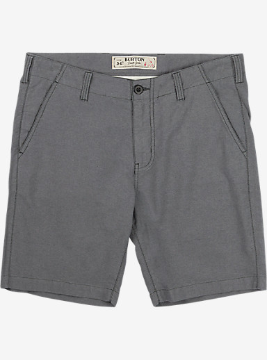 Burton Kingfield Short shown in True Black Heather