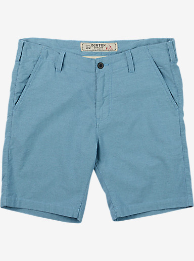 Burton Kingfield Short shown in Dark Denim Heather