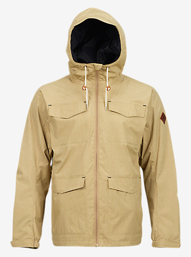 Burton Davis Jacket shown in Kelp