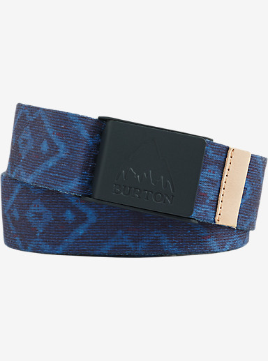 Burton MTN Vista Belt shown in Ethnic Print