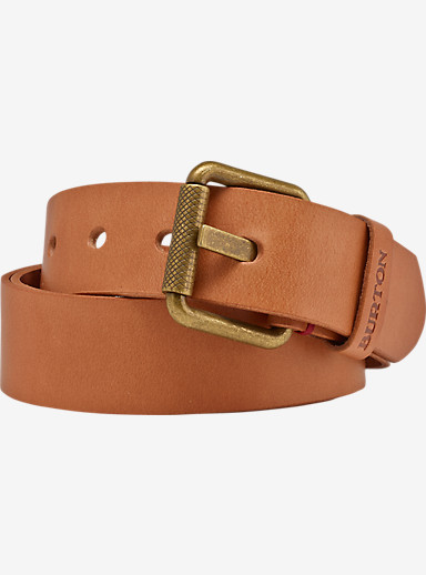 Burton Leather Belt shown in Brown