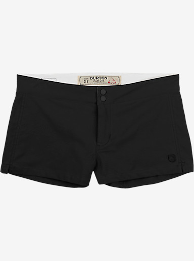 Burton Shearwater Boardshort  shown in True Black