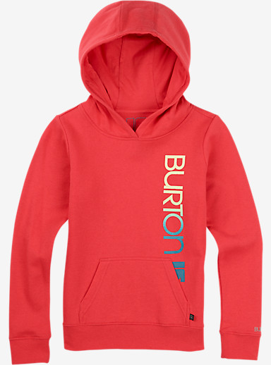 Burton Girls' Antidote Pullover Hoodie shown in Tropic