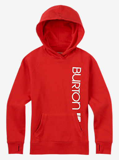Burton Antidote Pullover Hoodie shown in Coral
