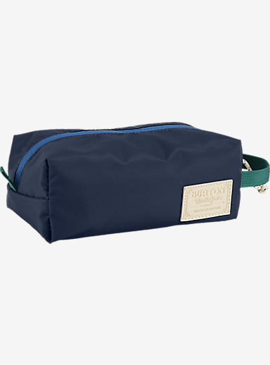 Burton Accessory Case shown in Mood Indigo Flight Satin