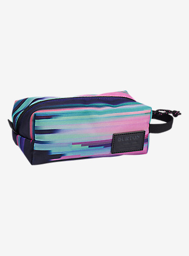 Burton Accessory Case shown in Glitch Print