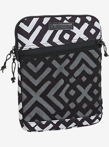Burton Hyperlink 10in Tablet Sleeve shown in Geo Print