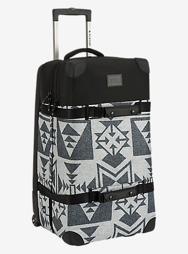 Burton Wheelie Double Deck shown in Neu Nordic Print