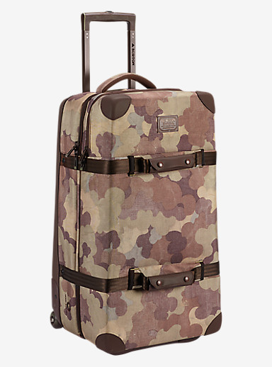 Burton Wheelie Double Deck shown in Storm Camo Print