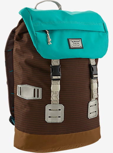 Burton Tinder Backpack shown in Beaver Tail Crinkle