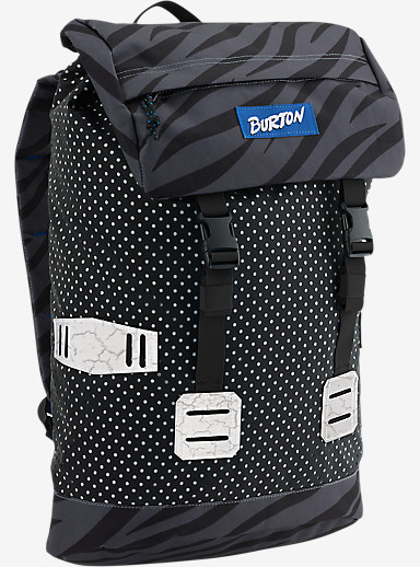 Burton Tinder Backpack shown in Safari Perf