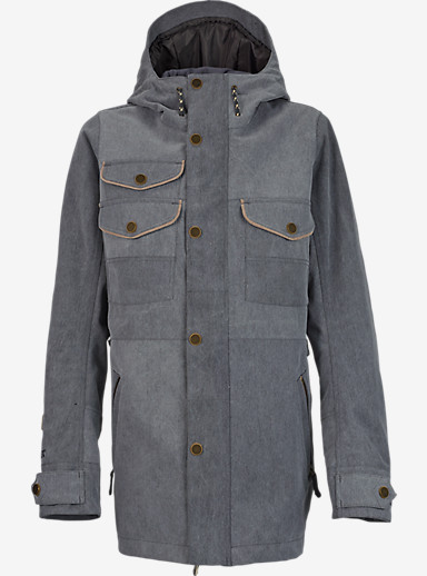 Burton Mystery GORE-TEX® Jacket shown in Faded