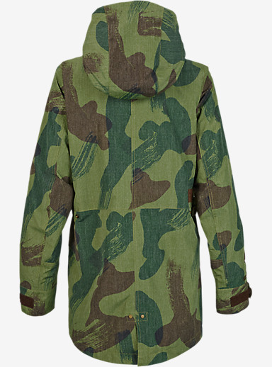 Burton Mystery GORE-TEX® Jacket shown in Denison Camo