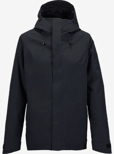 Burton Rubix GORE-TEX® Jacket shown in True Black [bluesign® Approved]