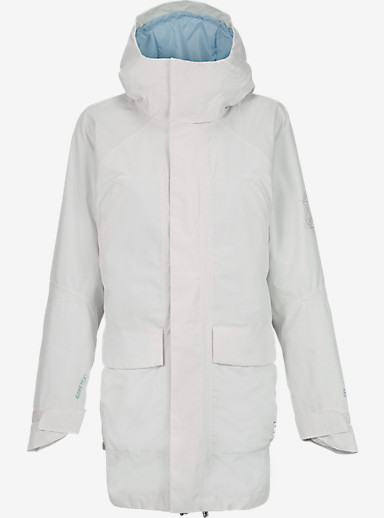 Burton Spellbound GORE-TEX® Jacket shown in Stout White [bluesign® Approved]