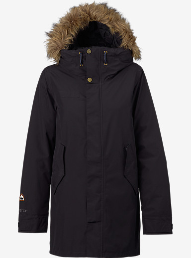 Burton Wylie GORE-TEX® Jacket shown in True Black
