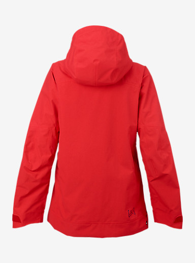 Burton [ak] 2L Elevation Anorak Jacket shown in Coral