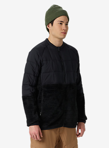 Burton [ak] Hybrid Insulator Jacket shown in True Black