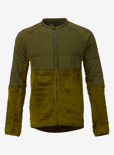 Burton [ak] Hybrid Insulator Jacket shown in Jungle / Fir