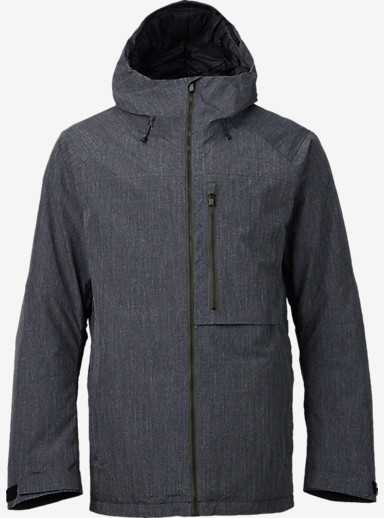 Burton [ak] 2L Helitack Jacket shown in True Black