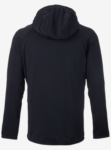 Burton [ak] Piston Hoodie shown in True Black