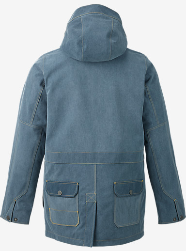 Burton GORE-TEX® Dune Jacket shown in Denim Wash