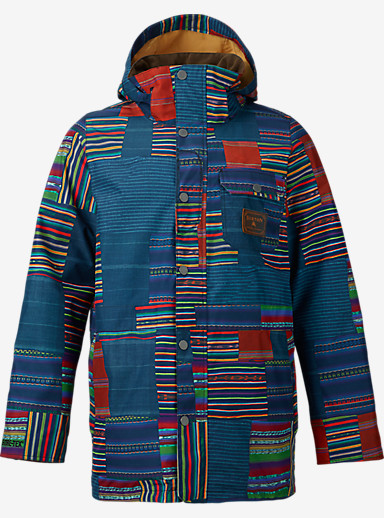 Burton GORE-TEX® Dune Jacket shown in Sherpa Print