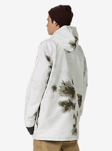 Burton GORE-TEX® Dune Jacket shown in White Out Camo