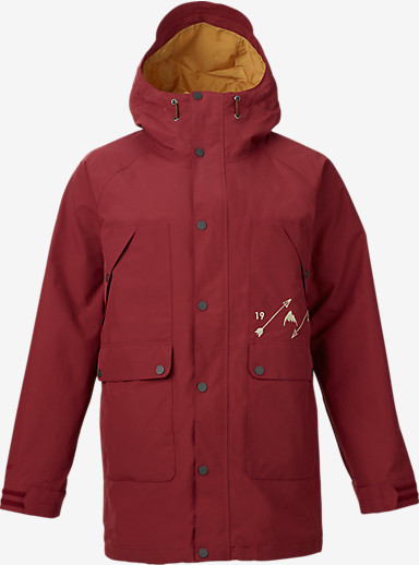 Burton GORE-TEX® Vagabond Jacket shown in Tawny