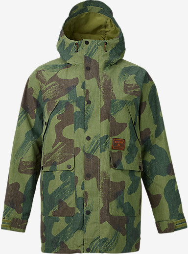 Burton GORE-TEX® Vagabond Jacket shown in Denison Camo