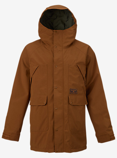 Burton GORE-TEX® Vagabond Jacket shown in True Penny
